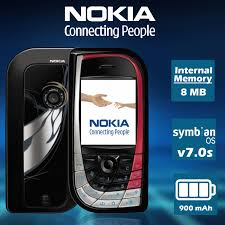 Buy Nokia 7610 - Refurbished, Black ...