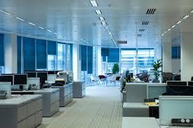 16 Incredible Office Interior Design Ideas For Your Inspirations : Nice  Office Interior Design With White
