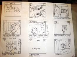 Comic Storyboards Hardy Boys Cartoon 24 Storyboard In Chris Palmerini's Cartoon 24