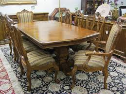 dining room chairs used. Ethan Allen Early American Solid Maple And Birch Hutch Serial Numbers Legacy Collection Dining Table Chairs Used Room S