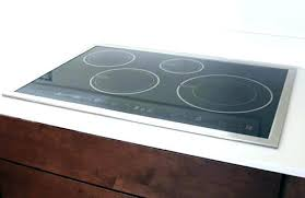 countertop stove ele countertop electric stove stunning home depot countertops