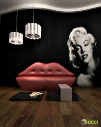 Marilyn Monroe Living Room Decor Black Gloss Bedroom Drawers Eddiemcgradycom