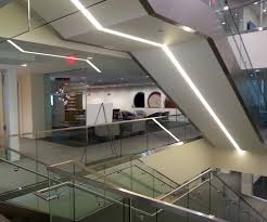tampa airport lp1 alw creative lighting projects linear lighting and lobbies