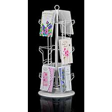 Second Hand Greeting Card Display Stand Delectable Greeting Card Display Racks In Multiple Sizes Marvolus Store Fixtures
