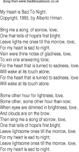 Images Of Sad Love Song Lyrics Rock Cafe