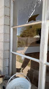 close up of a beautiful new window recently installed by glass king in chandler az