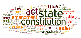 Visualizing Constitution of India – 1 | Thejesh GN