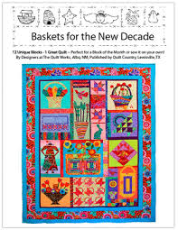 Baskets for the New Decade - Quilt Country Quilt Shop in ... & - Baskets for the New Decade - Quilt Country Quilt Shop in Lewisville  Texas, sells quilting fabric and quilt patterns our fabric store has quilt  classes. Adamdwight.com