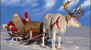 santa claus and reindeer. Perfect Santa Santa Claus Best Reindeer Rides Of Father Christmas Lapland For Kids  Finland Rovaniemi Children Intended Claus And Reindeer L