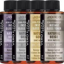 Joico Demi Permanent Instant Gloss Toner Natural Haircolor Beige