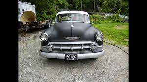 1953 Chevy Bel Air Part 4 - YouTube