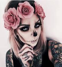 18 creative skeleton makeup tutorials for the most impressive costume