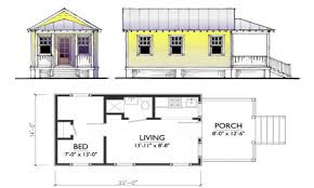... Smart Guest House Plans Small Full size