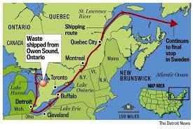 「1959  The Saint Lawrence Seaway,」の画像検索結果