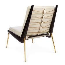 Slipper Chair St Germain Slipper Chair Modern Jonathan Adler