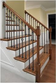 SOLID Iron Baluster-Double Twist-Powdercoated Satin Black-Spindle, Stair  Part