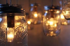 lighting in a jar. Mason Jar Lights Christmas Lighting In A