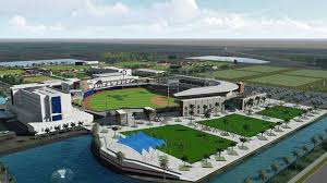 Fitteam Ballpark Of The Palm Beaches Seating Chart Atlanta Braves Delay North Port Spring Training Move To 2020