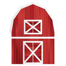 red barn clip art transparent. Farm Barn Clip Art Clipart Clipartcow 4 Red Transparent R