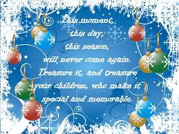 Special And Memorable Christmas Greetings For Special Ones