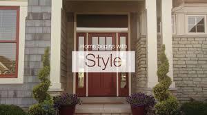 open the door to home