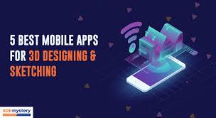 Sketching 3d 5 Best 3d Sketching Apps For Designing