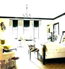 black white and gold bedroom – faceofnews.info