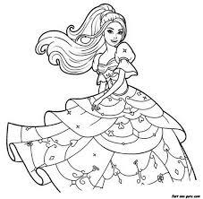 Small Picture Princess Of Meribella Barbie Printable Barbiecoloringpage2