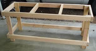 Garage Corner Workbench Plans For Garagecorner Simple Free