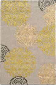 rizzy eden harbor eh8639 gray yellow rug contemporary area rugs by plushrugs