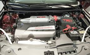 Toyota Supercharged Engine