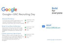 Google Resume Best Google Resume Workshop Computer Science