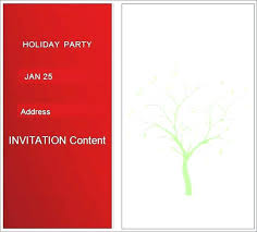 Business Christmas Party Invitation Wording New Free Party
