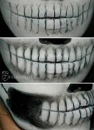 best 25 skull makeup ideas on skull makeup skull face makeup and skeleton makeup