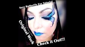 y erfly eye makeup tutorial