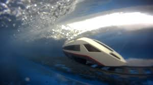 real underwater train. Lego Underwater Train Shots By Day Real