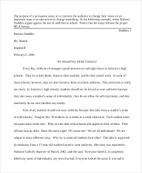 what is a persuasive essay example formal argumentative   what is a persuasive essay example 3 high school