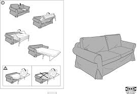rp sofa bed instructions ikea chairs rp sofa bed cover pdf assembly instruction free furnitures