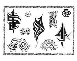 кельтские тату значения и эскизы топ 8 орнаментов 105 фото