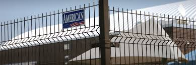 Woven Welded Wire Fencing Overview The American Fence Company