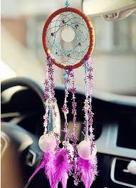 Dream Catcher Group Home Indian Dream Catcher Decor Home decoration Two Circle Dream 15