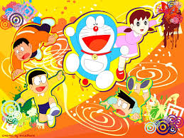 art doraemon cartoon wallpaper animated 4327737 wallpaper