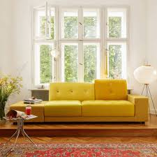 light yellow sofa.  Yellow Yellow Pear Sofa In A Contemporary Living Room With Wood Floors And Red  Persian Rug  Throughout Light Sofa Y