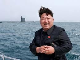 غواصة قادرة على حمل رؤوس نووية بحوزة كوريا الشمالية
