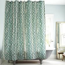 river rock shower curtain shower curtain clawfoot tub s on houzz