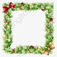 Free Christmas Clipart Border Free Cliparts Silhouettes