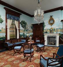 Living Room Furniture Richmond Va American Federal Era Period Rooms Essay Heilbrunn Timeline Of
