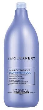 <b>Шампунь</b> для холодных оттенков <b>блонд</b> / Blondifier <b>Cool</b> 1500 мл