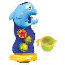 Купить Набор для <b>ванной Биплант</b> Дельфин (12107) синий ...