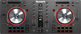 numark knowledge base numark mixtrack 3 frequently asked questions featuring the ideal combination of essential capability and compact design the numark mixtrack 3 streamlined design and an expanded layout of